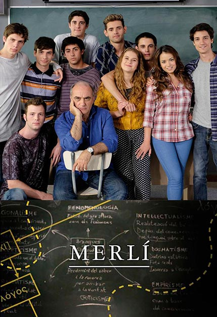 MERLÍ, SECOND SEASON