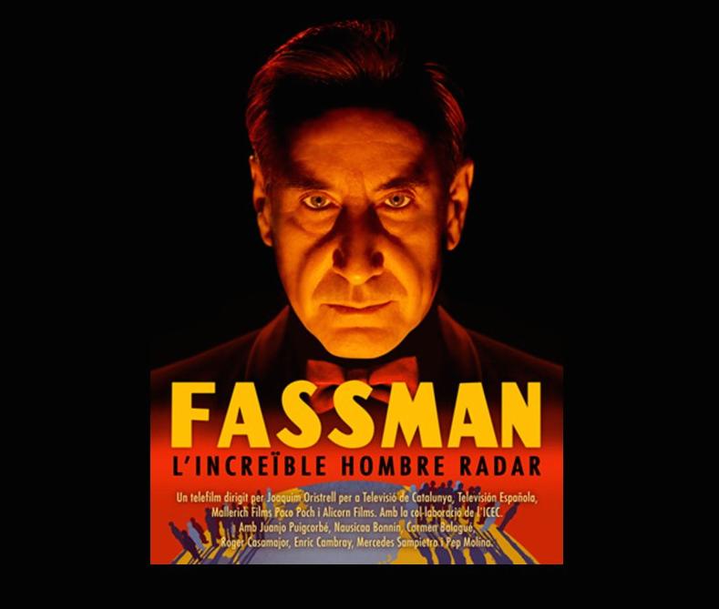 fassman el increible hombre radar