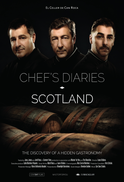 Chef's Diaries Scotland
